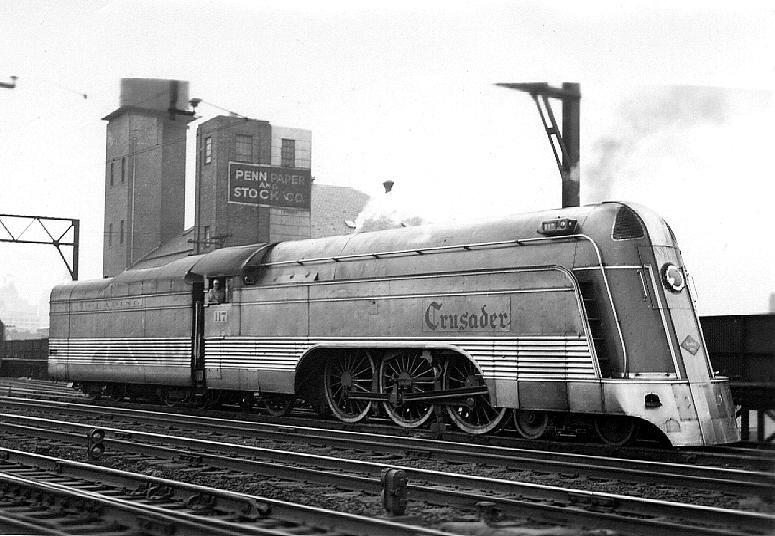 Reading Crusader Via Railroad Net Kitchener Lord Flickr