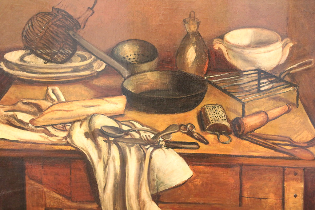 La Table De Cuisine #5: ... La Table De Cuisine, Derain At Lu0027Orangerie | By Chemicalarts