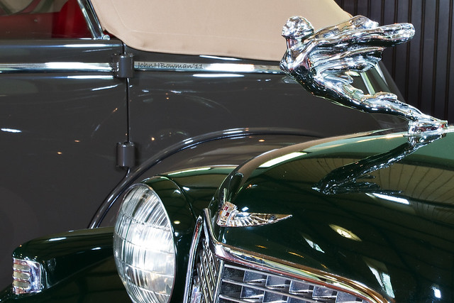 cadillac flying lady mascot flickr photo sharing. Black Bedroom Furniture Sets. Home Design Ideas