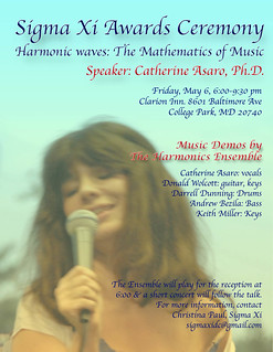 Music and Math Talk, Catherine Asaro | by Starflight Music