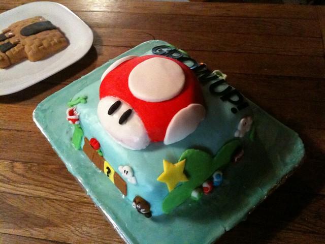 Iphone Cake Decorations