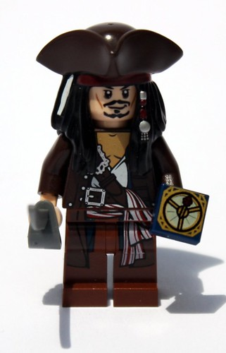 4193 - Captain Jack Sparrow | by fbtb