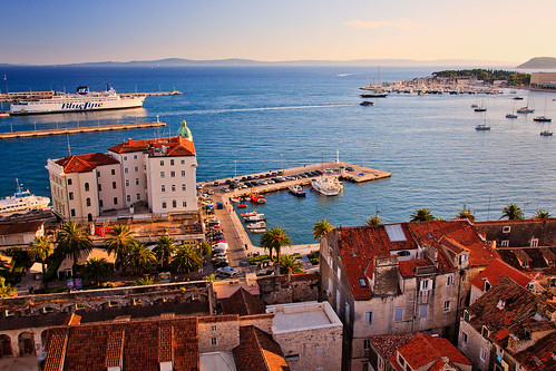 Croatia - Split: Summer Sun | by Nomadic Vision Photography