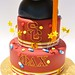 USC School of Pharmacy Graduation Cake