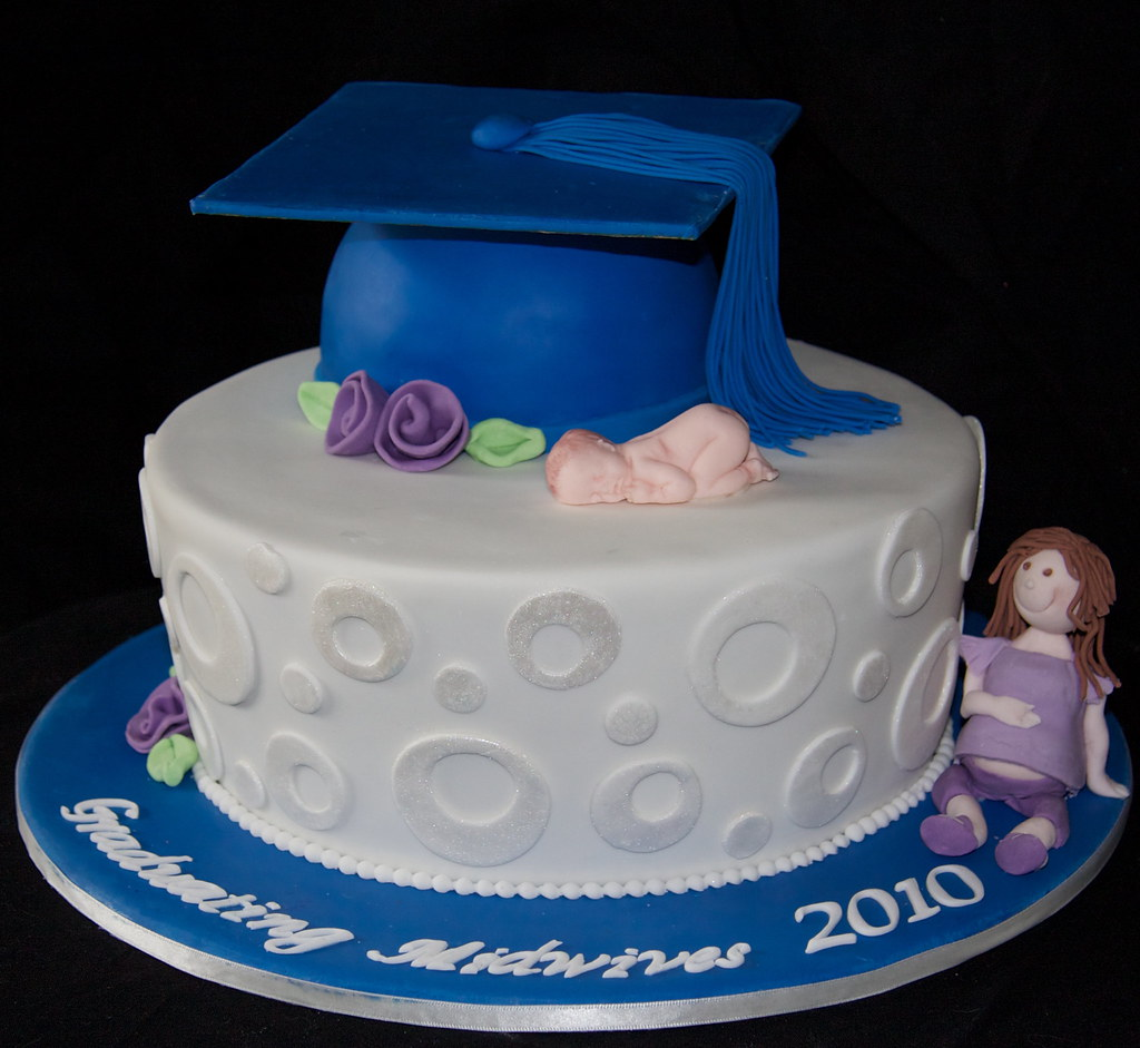 Midwives Graduation Judy Cakes Flickr
