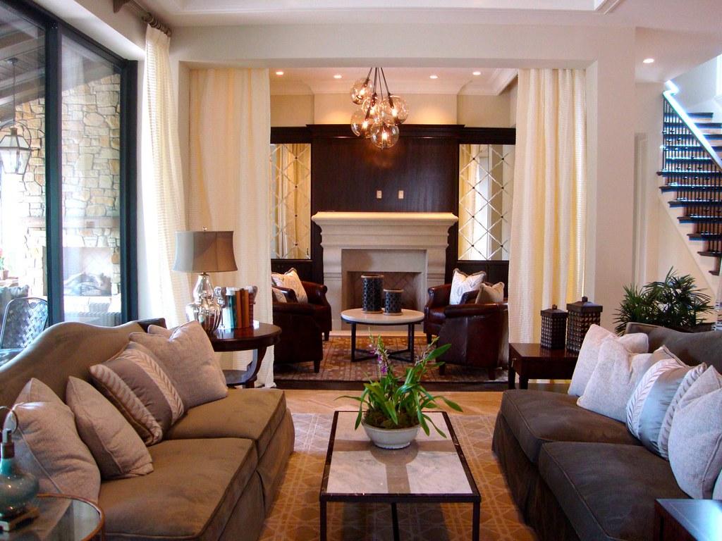 Issa homes golden oak model home lot 41 casa di lusso sc0 for Lusso home