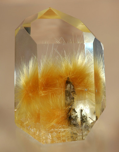 Rutilated quartz | by Captain Tenneal