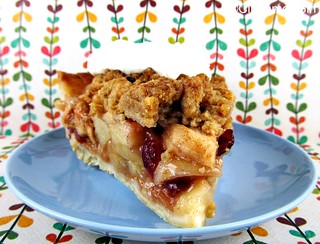Old-Fashioned Apple Crumb Pie | by CinnamonKitchn