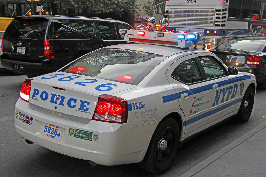 2010 Ford Fusion For Sale >> Picture Of NYPD Highway Patrol - 2010 Dodge Charger - Car ...
