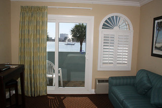 Gulf-side room | by Shephard's Beach Resort