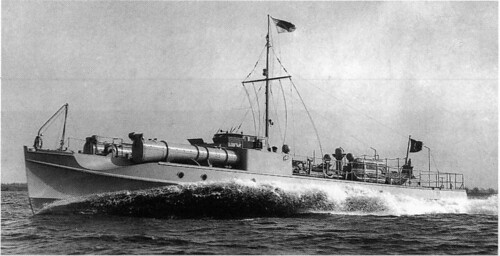 Early E-Boat | ... E Boats