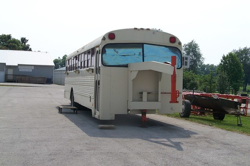 Fifth Wheel School Bus Body Conversion 100 1509 Jpg Flickr