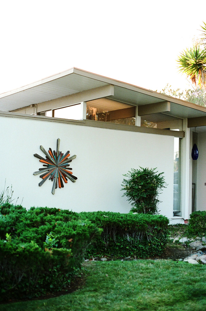 Eichler Home Orange California Jesse C Flickr