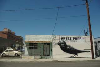Los Angeles - Imperial Str. (Downtown) | by ROA !