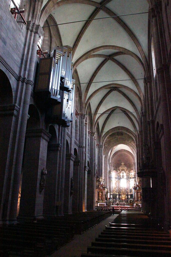 Cathédrale Saint-Pierre de Worms | Cathédrale romane Saint ...