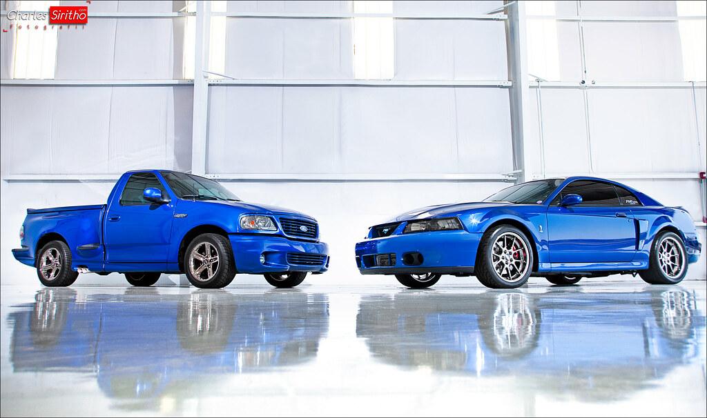 Tony Nesbitt 2003 Ford Cobra Svt Terminator Mustang Amp Ford