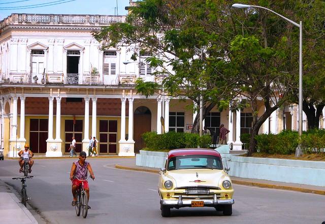 Parque Serafín Sanchez de Sancti Spiritus, Cuba
