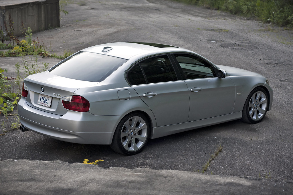 2006 BMW 330i | Matt Krepp | Flickr