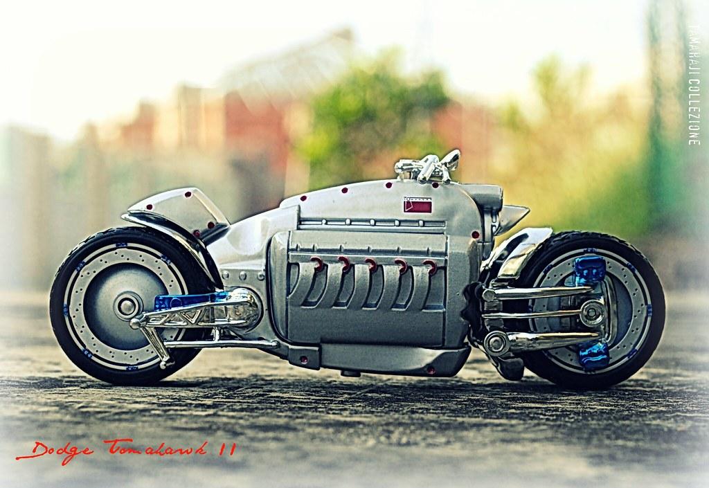 Dodge Tomahawk II   tamahaji   Flickr on
