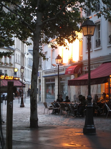 Place des Abbesses in Paris | by La Citta Vita