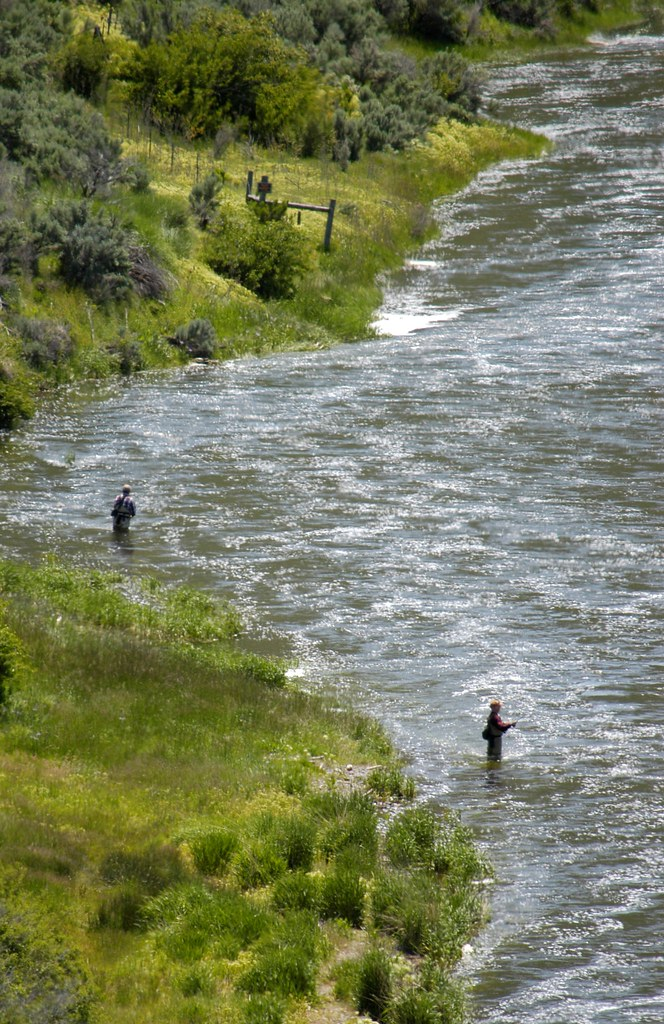 Baker county tourism 2017 fly for Oregon free fishing day 2017