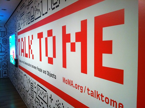 MoMA: Talk To Me | by Dentsu London