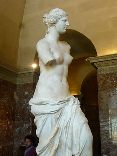 Venus de Milo, the Louvre | by lreed76