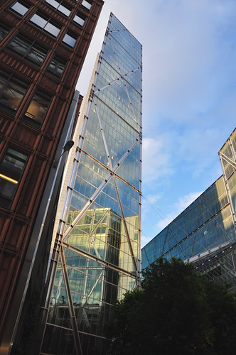London Broadgate Tower | by Manuel.A.69