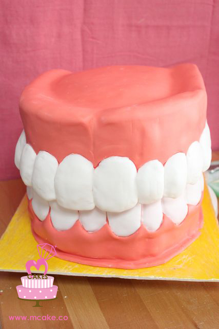 Birthday Cake Design For Dentist : Dentist birthday cake Cake for 50 people megumi suzuki ...