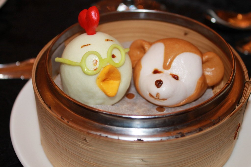 chicken and duffy dessert dim sum at the finale din flickr