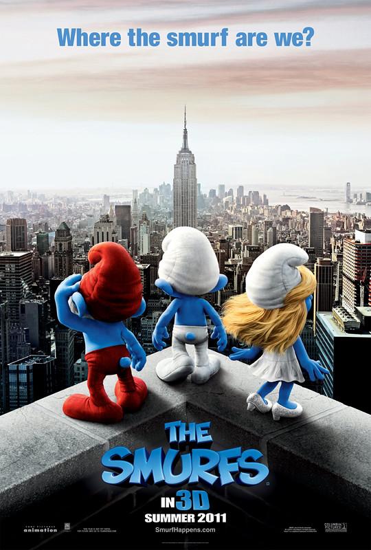 the smurfs movie 2011 for free
