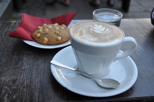 Espresso Und Cappucino Cafe K Ef Bf Bdln