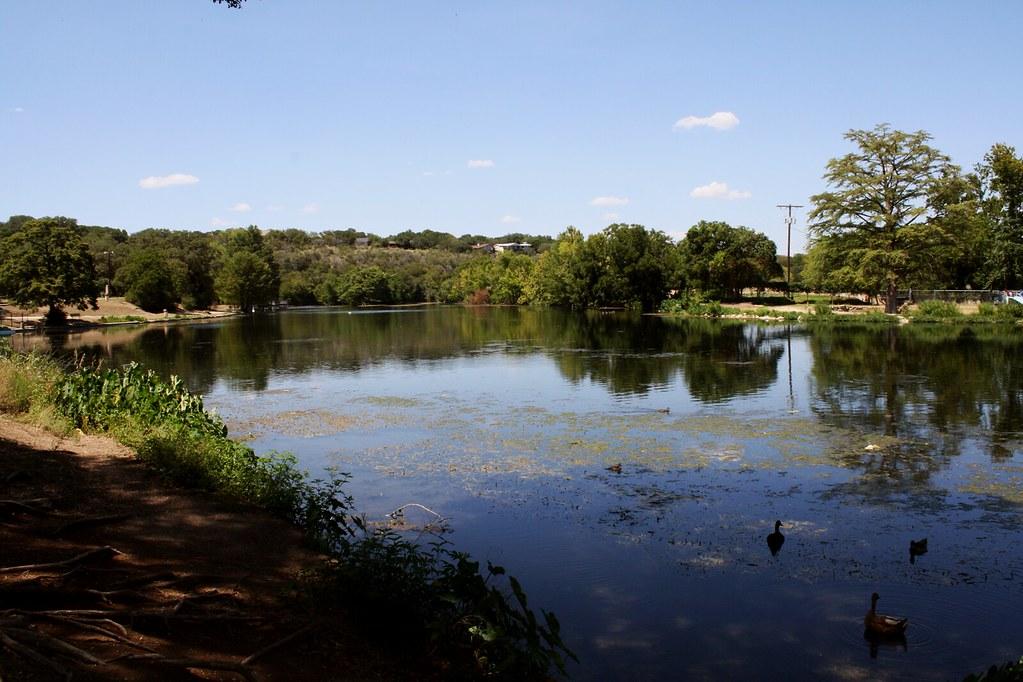 Landa Park New Braunfels Tx Duckies Brianna Flickr