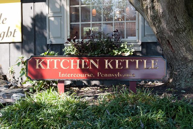 Kitchen Kettle Village Food