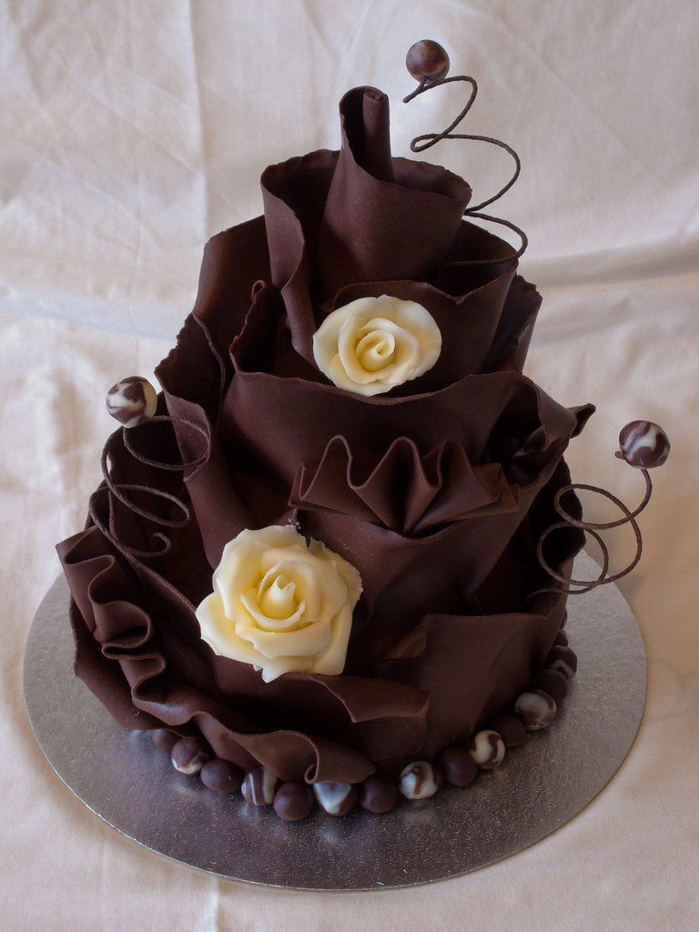 Image Result For Cake Chocolate Wrap