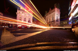 London at Night; Piccadilly Circus | by renesebastian