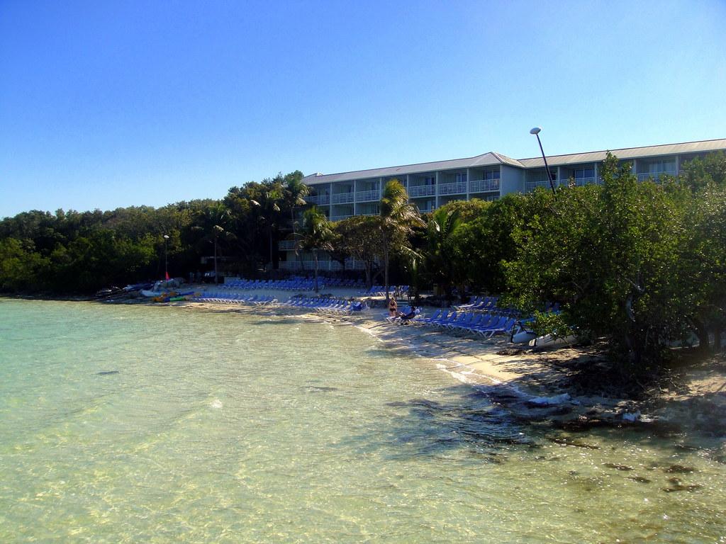 Hilton key largo resort picture of hilton key largo resort key -  Hilton Key Largo Resort Beach By Mattk1979
