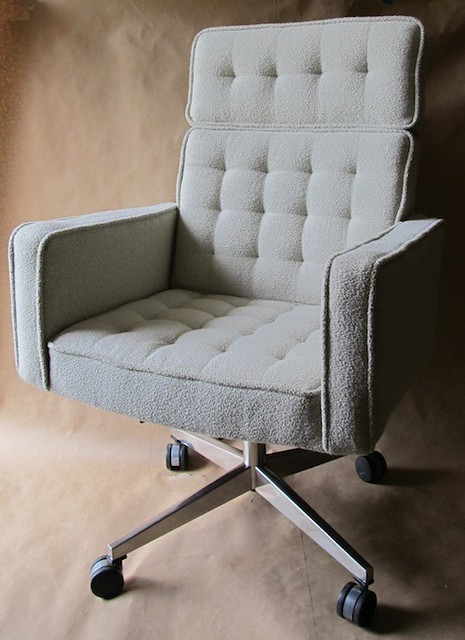 executive office chair by Vincent Cafiero for Knoll | Flickr