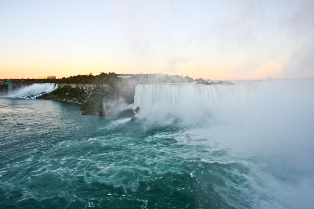 Niagara Falls Taken At Niagara Falls Canada Oscar