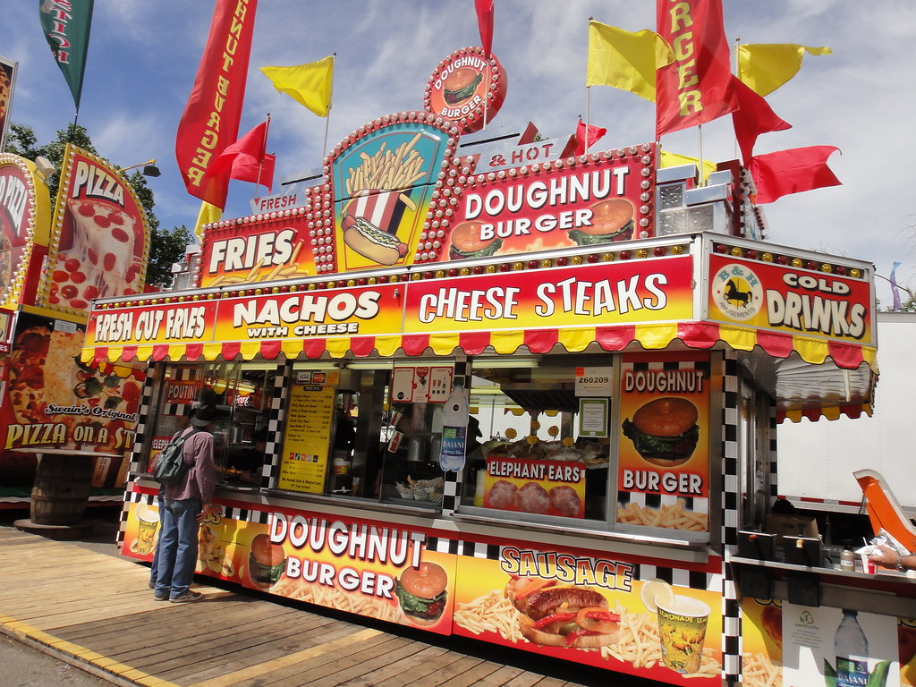 Food Vendors For Events Melbourne