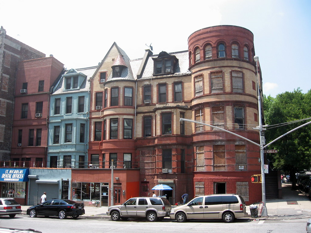 1306 St Nicholas Avenue New York: 713–21 St. Nicholas Ave., Hamilton Heights