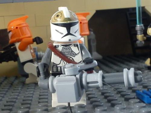 Lego Star Wars Custom Guns Star Wars Custom Minigun