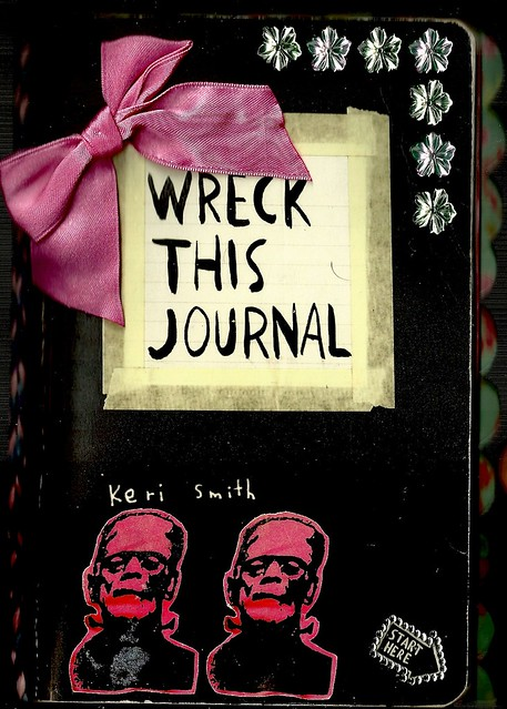 Wreck This Journal Cover Wreck This Journal - M...