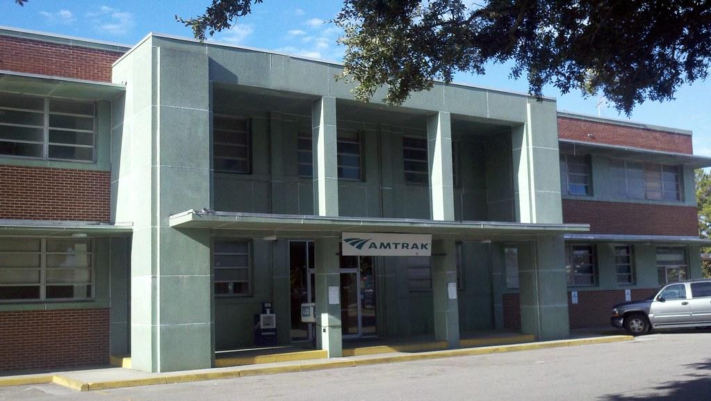 North Charleston Amtrak Station To Kiawah Island