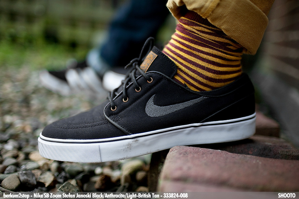 ... Nike SB Zoom Stefan Janoski - Light British Tan | by SHOOTO
