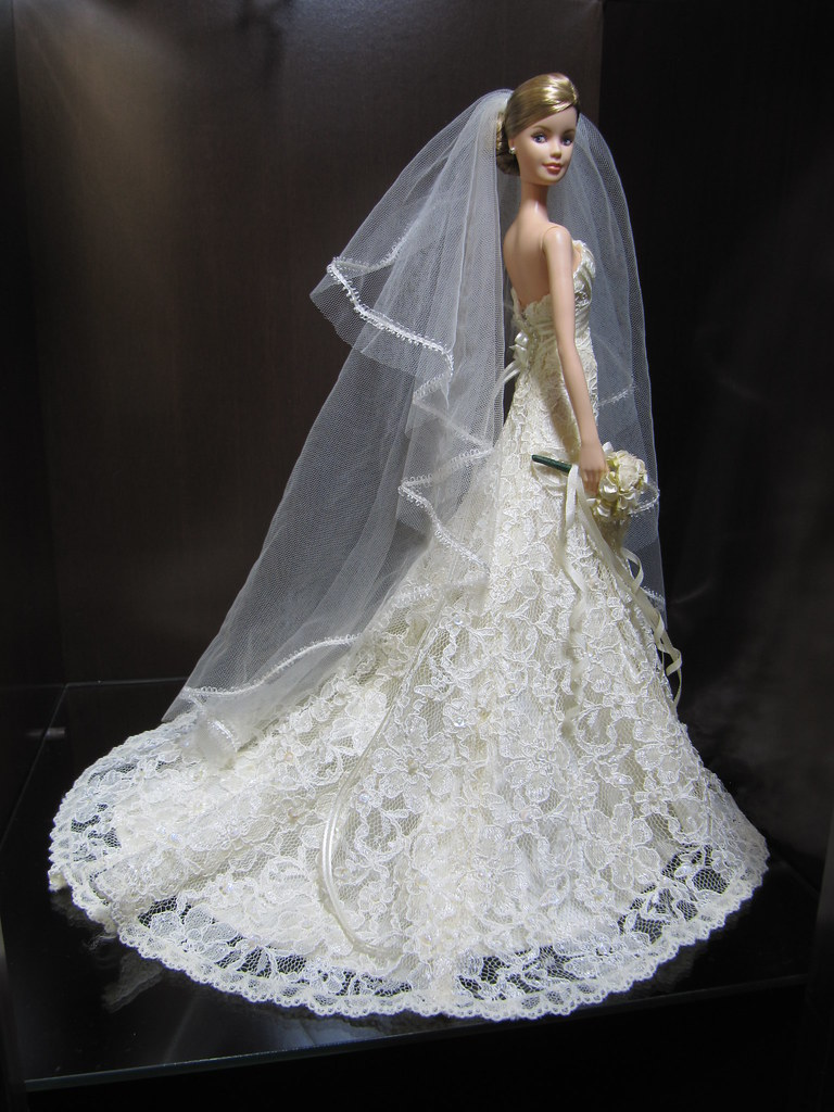 Carolina Herrera Barbie Bride 024 Dkell12 Flickr