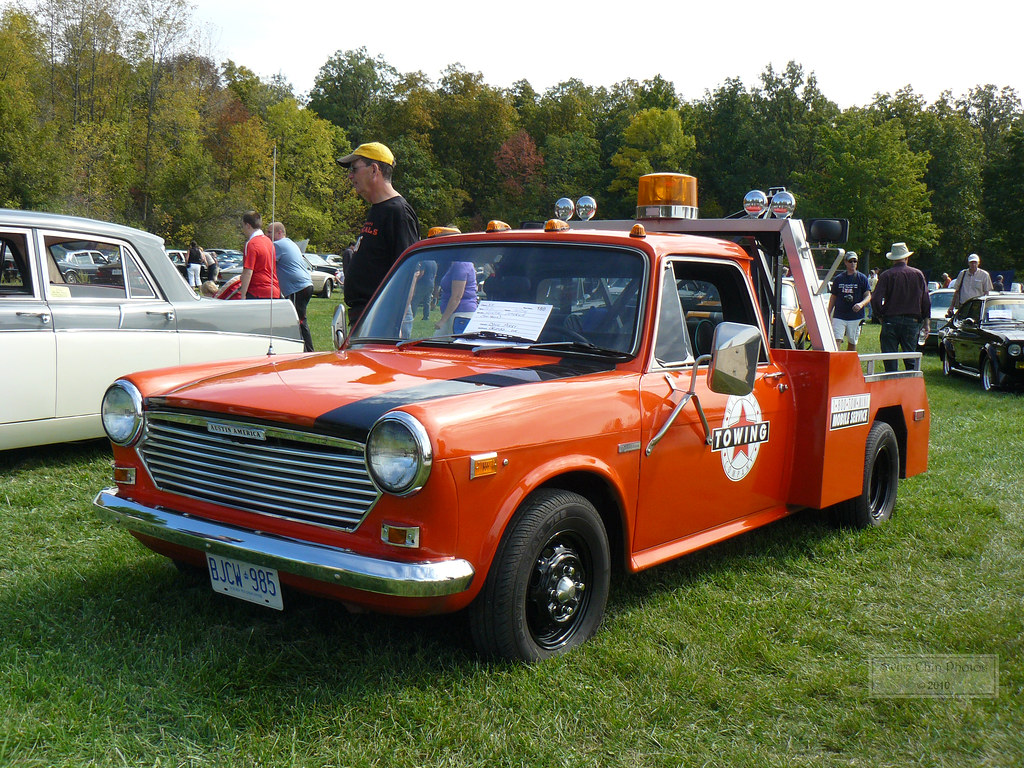Austin America Mini-tow