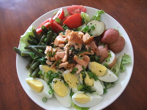 Salad Nicoise | by swampkitty