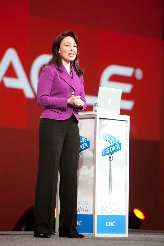 Safra Catz Oracle President Photo Courtesy Of Hartmann