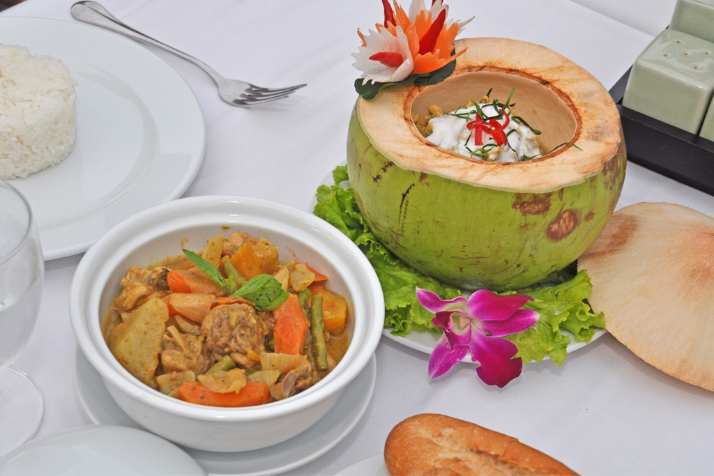 Khmer Food Recipe Soup